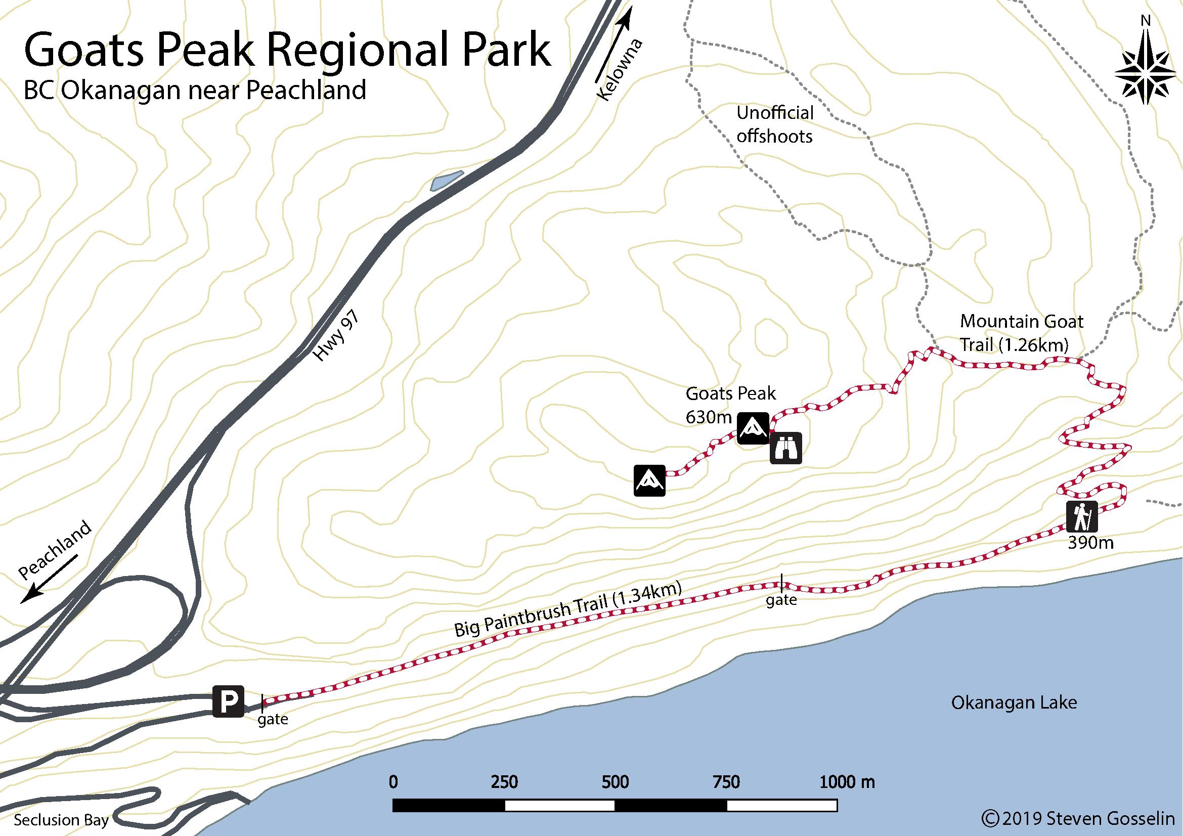 Goat's Peak Regional Park